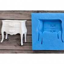 Silicone Mold - Chest