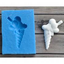 Silicone Mold - Mini Ice Cream