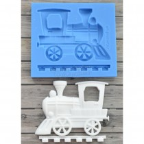 Silicone Mold - Train-...