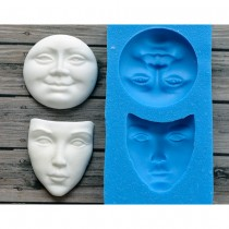 Silicone Mold - Masks