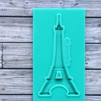 Silicone Mold - Eiffel Tower