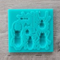 Silicone Mold - Mini...