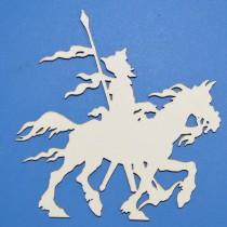 Chipboard - Don Quixote