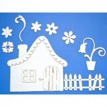 Chipboard - Cosy House