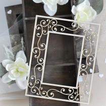 Chipboard - Elegant frame