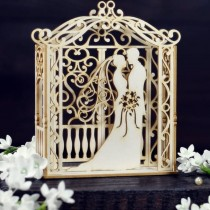Chipboard 3D  - Wedding...