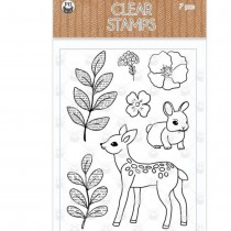 Large Stamp P13 - FOREST...