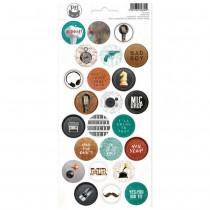 Sticker sheet - FREE SPIRIT 1