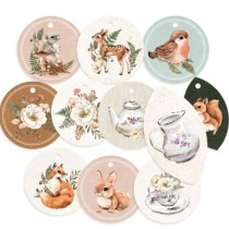Tag Set - FOREST TEA PARTY