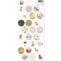 Sticker sheet -  FOREST TEA 2
