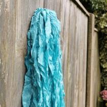 Shabby Ribbon 073 - turquoise