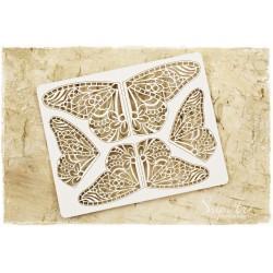 Chipboard -Butterflies