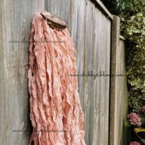 Shabby Ribbon 075 - peach