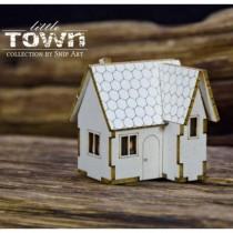 Chipboard 3D - LITTLE TOWN...
