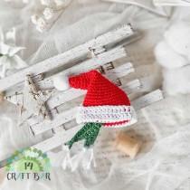 Crochet Item - SANTA HAT...