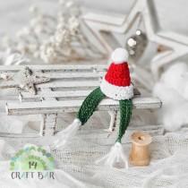 Crochet Item - POMPOM HAT...