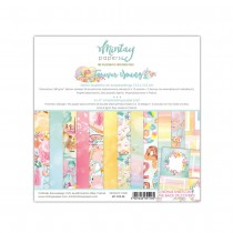 Mintay Scrapbooking Paper-...
