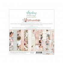 Mintay Scrapbooking Paper -...