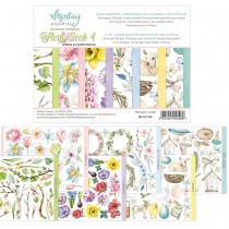 Mintay Booklet - FLORA BOOK 4