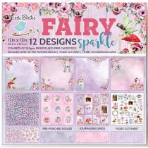 Scrapbooking Papers - FAIRY...