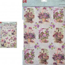 Decoupage Papers A4 -...