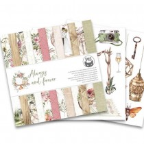 Scrapbooking Paper - ALWAYS...