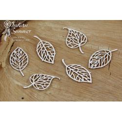 Chipboard- Big Leaves