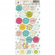 Sticker sheet - LITTLE GIRL 01