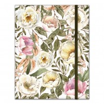 PREMIUM NOTEBOOK - Flowers