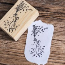 Rubber Stamp - Little...