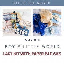 "MAY KIT - ""Boy's Little World"""