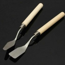 Tool - Small Metal Spatula...