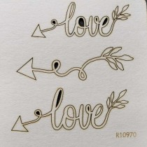 Chipboard - TWISTED LOVE...