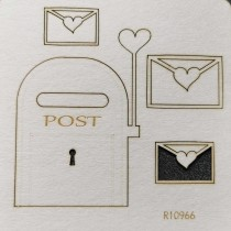 Chipboard - LOVE MAIL