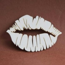 Chipboard - Lips