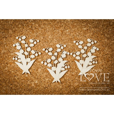 Chipboard -Attributes of First Communion/3D