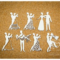Chipboard - First Dance -...