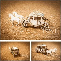 Chipboard 3D - Carriage...