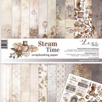 Scrapbooking Papers - STEAM...