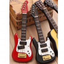 Miniature Electric Guitar -...