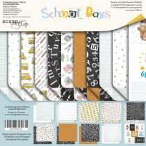 Scrapbooking Paper - SCHOOL...