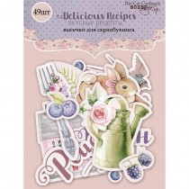 Ephemera DIE CUT Elements -...