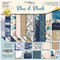 Scrapbooking Paper - BLUE &...