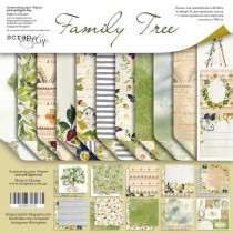 Scrapbooking Paper - FAMILY...