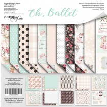 Scrapbooking Paper - OH...