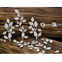 Chipboard - QUEEN ROSE -...