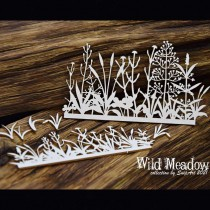 Chipboard - WILD MEADOW -...