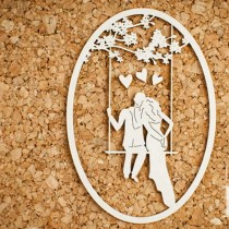 Chipboard - Couple on a...