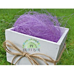 Craft Sisal - PURPLE