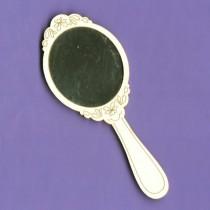 Chipboard - Layered mirror